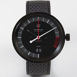 Black Autodromo Vallelunga Watch