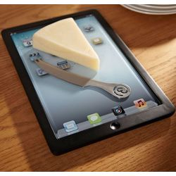 APPealing Glass Cutting Board