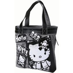 Hello Kitty Punk Rock Tote Bag