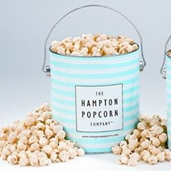 One Gallon Popcorn Gift Tin