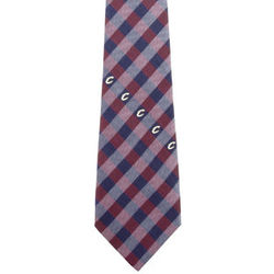 Cleveland Cavaliers Woven Checked Tie