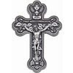 Pewter First Holy Communion Crucifix