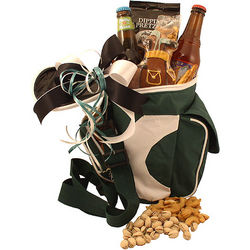 Golfer's Beer Break Gift Basket