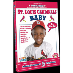 St. Louis Cardinals Baby DVD