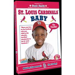 St. Louis Cardinals Baby DVD