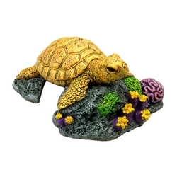 Turtle Aquarium Ornament