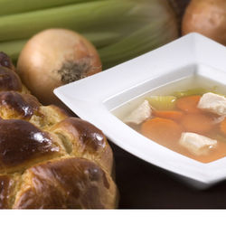 Sympathy Soup and Bread Package