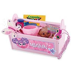 Abby Cadabby Storage Caddy