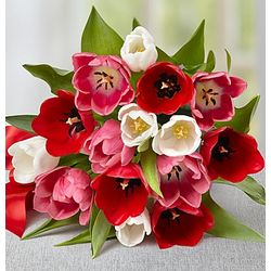 Vibrant Tulips Bouquet