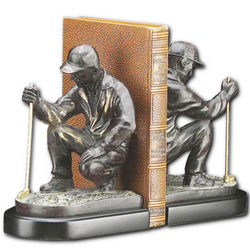 Studying Putter Bookends