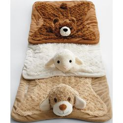 Plush Animal Cuddling Mat