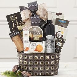 Silver Oak Cabernet Sauvignon Gift Basket