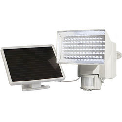 Super Bright Solar Motion Activated 80 LED Security Floodlight