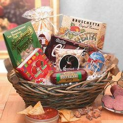 Classic Snack Gift Basket