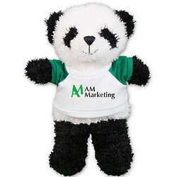 Ruddly Panda Promotional Stuffed Animal