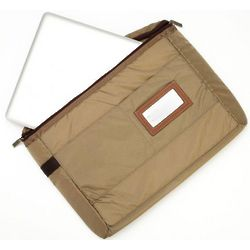 Adventure Zippered Laptop Sleeve