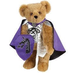 "15"" Learn to Dress Knight Teddy Bear"