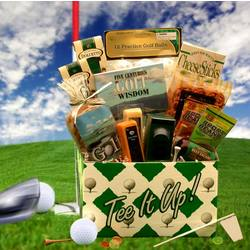 Tee it Up Golf Gift Box