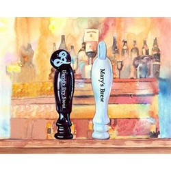 On Tap II Fine Art Print
