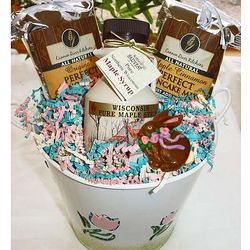 Simply Maple Easter Gift Bucket