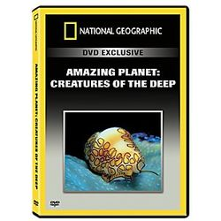 Amazing Planet - Creatures of The Deep DVD