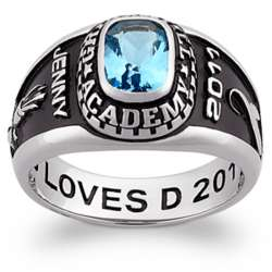 Ladies Celebrium Traditional Class Ring