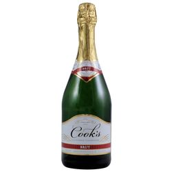 Cook's California Champagne Brut 750ml