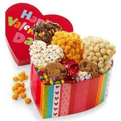 Giant Valentine's Heart Treat Box
