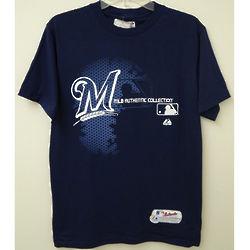 Men's Brewers Authentic T-Shirt