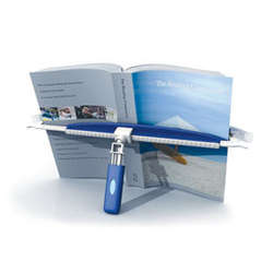 Easy Read Book and Document Holder