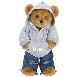 Cool Hoodie Teddy Bear