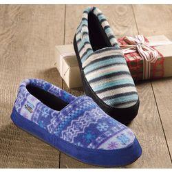 Women's Acorn Polar Slippers