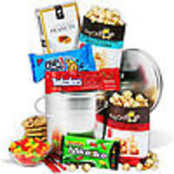Candy and Snacks Men's Gift Basket