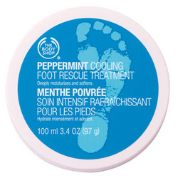 Peppermint Cooling Foot Rescue Treatment