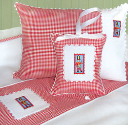 Christmas Drummer Boy Baby Bedding Set