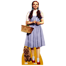 Dorothy and Toto Cutout