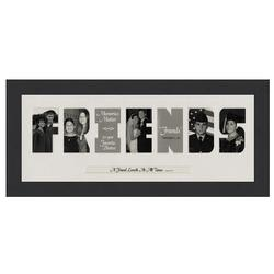 Friends Framed Photo Mat