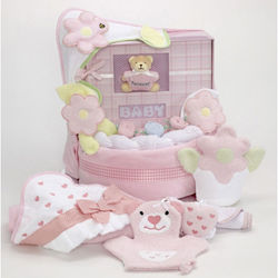 Forever Baby Cake for a Girl