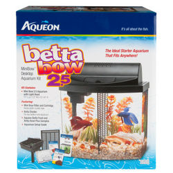 Aqueon Betta Bow Front Tank