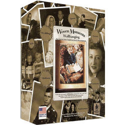Woven Moments Tapestry Wall Hanging Kit