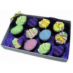Easter Egg Brownie Bites Gift Box