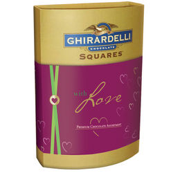 Love Squares Chocolate Gift Box