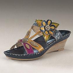 Spring Step Charlotte Slide Sandal