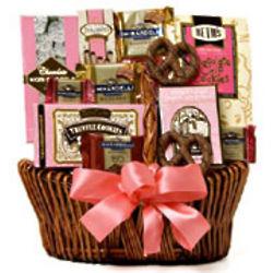 Chocolate Indulgence Gift Basket