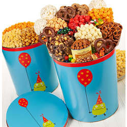 Little Monster Popcorn Deluxe Snack Assortment