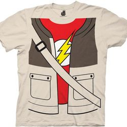 Big Bang Theory Sheldon Costume Tee