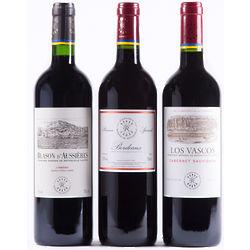 Lafite Rothschild Around the World Wine Gift Set