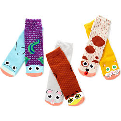 Animals Enemies Socks