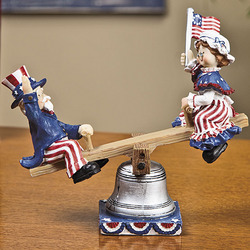 Uncle Sam See Saw