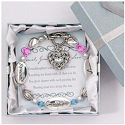 Special Granddaughter Love Bracelet